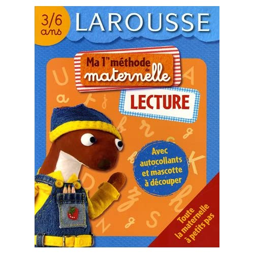 Lecture 3/6 ans