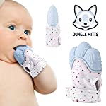 Teething Mitten, Glove | Baby Sore Gum Pain Relief | For Toddlers Aged 3-12 Months