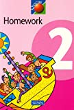 1999 Abacus: Homework Book Year 2 (NEW ABACUS (1999))