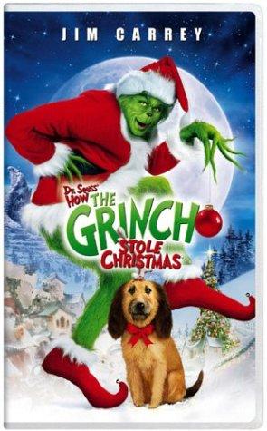 Preisvergleich Produktbild How the Grinch Stole Christmas [VHS]