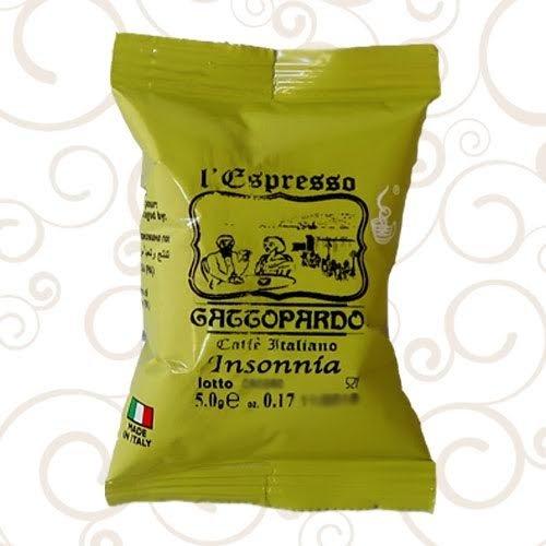 300 Capsule caffè GATTOPARDO INSONNIA compatibili Nespresso