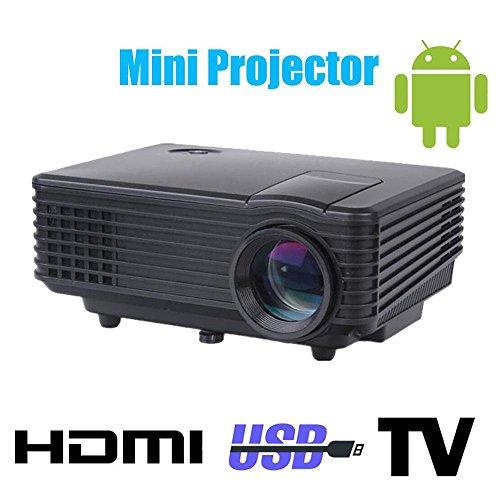 Wifi 3d conduit mini projecteur accessoires full hd tv projecteur home cinéma projecteur lcd portable pico mircro pocket beamer