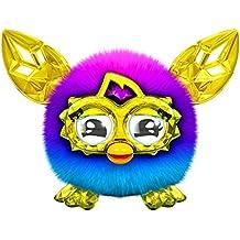 Furby Furblings Criatura Especial Característica Juguete De Peluche Suave (Rosa/Azul)