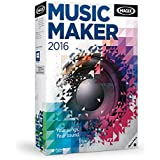 MAGIX Music Maker 2016 - The music program for both beginners and professionals