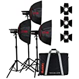 Multiblitz V6 Video and Broadcast Kit
