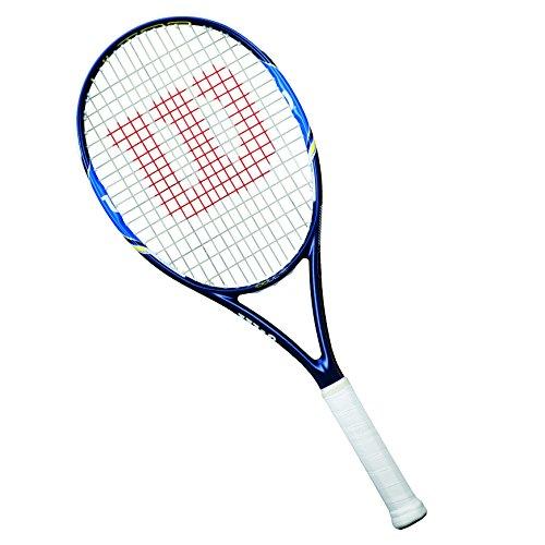 Wilson Tennisschläger Damen/Herren, All Courter, Anfänger und Fortgeschrittene, Ultra 100 UL, Größe - Tennisschläger Wilson Damen