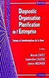 Diagnostic Organisation Planification de l'Entreprise - Formes et transformations de la firme