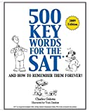 500 Key Words for the SAT