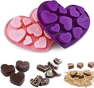 Molde de Chocolate Silicona, FANDE