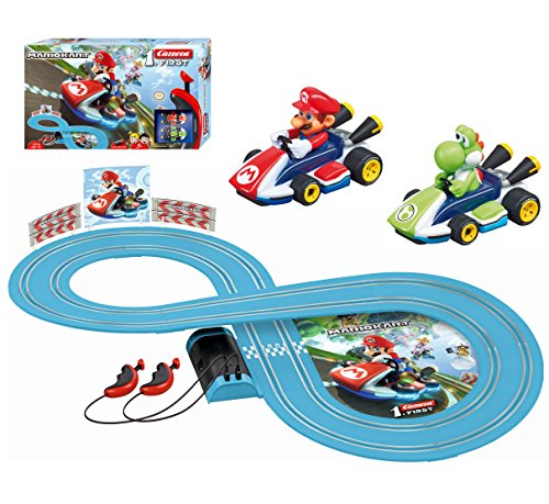 Spider-Man Slot car, piste da corsa e accessori