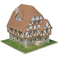 AEDES Aedes1418 - Kit de modelo de casa alemana (31 x 26 x 5 cm)