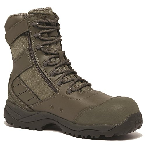 Belleville TR636Z CT Maintainer Hot Weather LTWT Performance Side Zip CT Boots CT130W (Load Tactical Bearing)