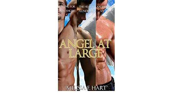 The Heart Plunderer (Angel at Large, Book 2) (Erotic Romance - Fallen Angel Romance)