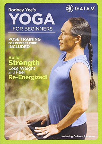Rodney Yee's Yoga for Beginners [Reino Unido] [DVD]