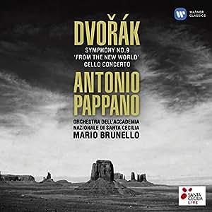 """Dvorak : Symphonie n°9 """"du Nouveau Monde"""", Concerto pour violoncelle"""