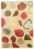 Nain Trading Ziegler Gabbeh 299x202 Orientteppich Teppich Beige/Orange Handgeknüpft Pakistan Design Teppich Modern