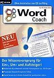 Word 2003 Coach Bild