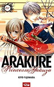 Arakure Princesse Yakuza Edition simple Tome 1