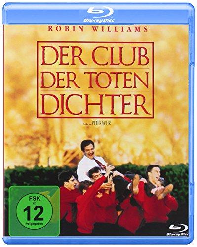Der Club der Toten Dichter [Blu-ray]