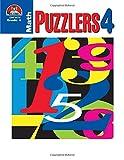 Math Puzzlers Grade 4