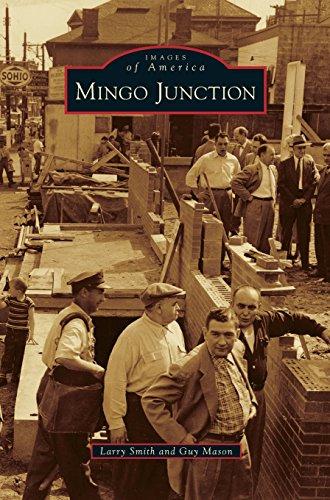 Mingo Junction Sharp Stereo