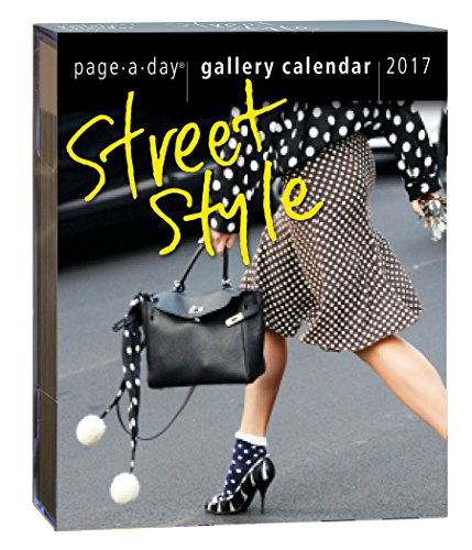 street-style-page-a-day-gallery-calendar-2017