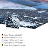 Poster 30 x 20 cm: Weg zum Strand an der Ostsee (Mecklenburg-Vorpommern) von Christian Müringer – hochwertiger Kunstdruck, neues Kunstposter - 3
