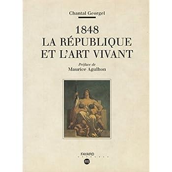 La République et l'Art vivant, 1848