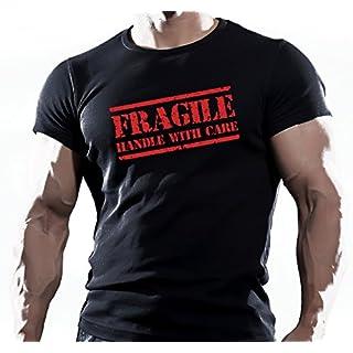 Arubas-uk Herren T-Shirt Schwarz Schwarz