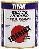 Felix Bañuls Titan Esmalte Antioxido Crema de Poliuretano Brillante Verde Bosque, 750ml