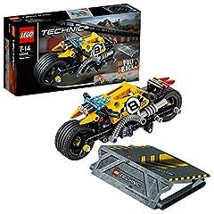 Idea Regalo - LEGO Technic 42058 - Set Costruzioni Stunt Bike