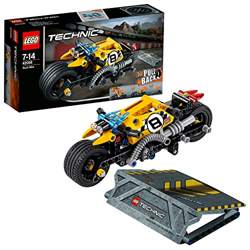 LEGO Technic Moto acrobática - Juegos construcción