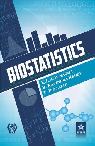 Biostatistics por K.L.A.P &  Pullaiah T.  & Reddy Sarma