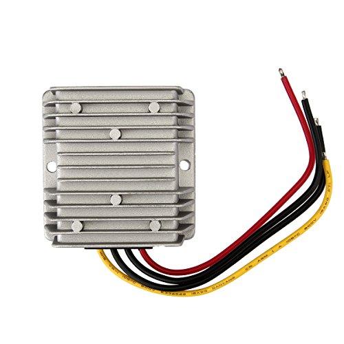 Preisvergleich Produktbild SUPERNIGHT Netzteil Spannungswandler DC DC Buck Converter Voltage Reducer Converter 48V auf 12V 10A 120W