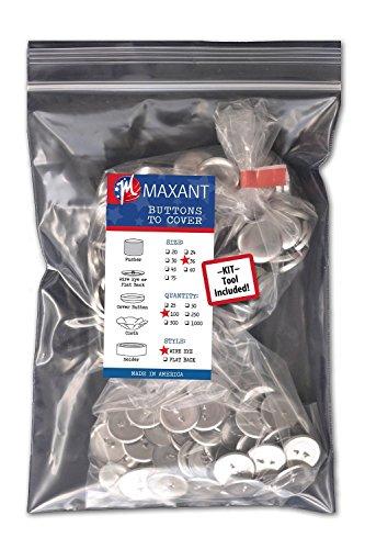 maxant-buttons-bottoni-per-decorazioni-artistiche-con-occhielli-o-dorso-piatto-made-in-usa-size-36-w