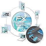 atFolix Schutzfolie passend für Energizer Power Max P490S Folie, ultraklare & Flexible FX Bildschirmschutzfolie (3X)