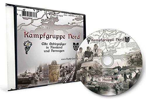"Preisvergleich Produktbild 2.Weltkrieg - FOTO CD KAMPFGRUPPE NORD Vol.2 - SS Gebirgsjäger in Finnland und Norwegen - 6. SS-Gebirgs-Division ""Nord"""