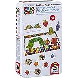 Schmidt Spiele 51237 - Die kleine Raupe Nimmersatt, Kunterbuntes Früchtesammeln