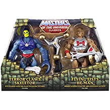 Masters of the Universe Classics Flying Fists He-Man & Terror Claws Skeletor Actionfigur