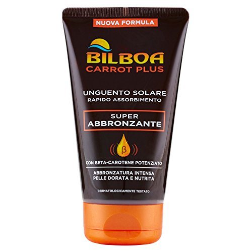 Bilboa Carrot Plus Unguento Super Abbronzante - 150 ml