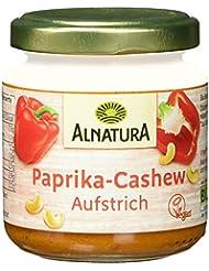 Alnatura Bio Paprika-Cashewnüss Brotaufstrich, 125 g