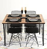 Elsie 4 seater Dining Set