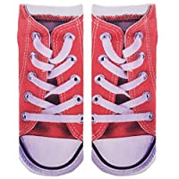 Gadget Paradise Funky 3D Printed Ankle Socks Men & Women Pack of 5