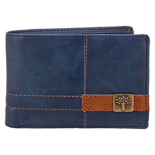 Helizest Blue Men's Wallet