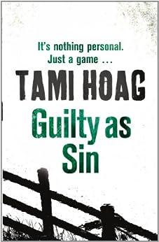 Guilty As Sin by [Hoag, Tami]