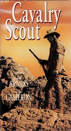 Preisvergleich Produktbild Cavalry Scout [VHS]