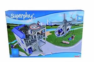 Simba 104354490-superplay Grosse de policía