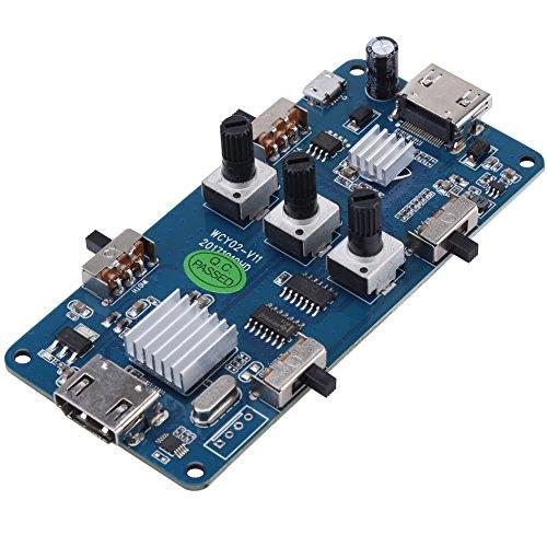 Board Of Video (HDMI Scan Linie Generator Modul, Tragbare HDMI Video Output-Bild Scan Linie Generator Board für Arcade Spiel)
