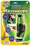 Kinder Outdoor Exploration Abenteuer Mikroskop Handheld Edukation Spielzeug 12 Stück