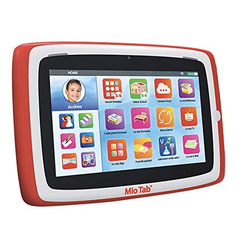 tablet lisciani 6 12 anni Liscianigiochi-Mio Tab Evolution Gioco per Bambini